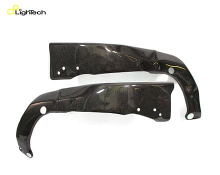 Lightech Carbon Fibre Frame Protection Yamaha YZF R6 2017>