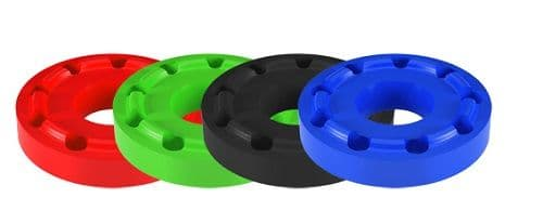 Kawasaki Shock Absorbers for Frame Sliders by LighTech | Great Colours | Performance Motorcycle Parts