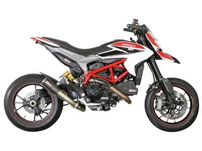 LighTech Special Nuts Ducati Hypermotard 821 / Hyperstrada 821 13-14