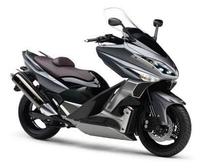 LighTech Special Nuts Yamaha T-Max 530 2012>