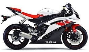 LighTech Special Nuts Yamaha YZF R6 2006>