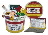 Mother of The Bride Survival Kit In A Can