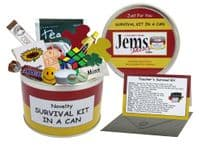 Teacher's Survival Kit In A Can