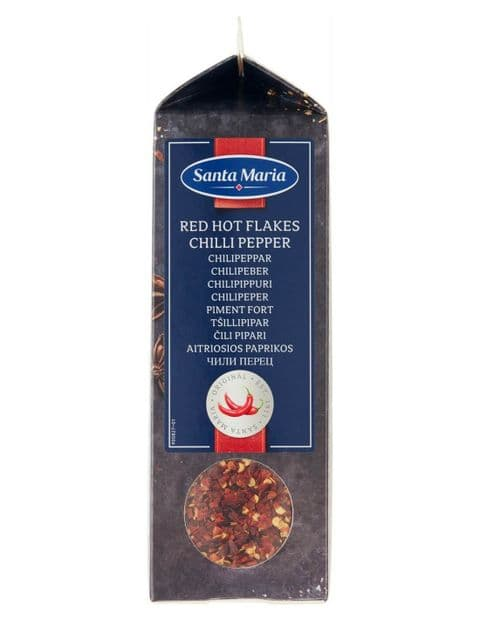Chilli Pepper Red Hot Flakes 295g