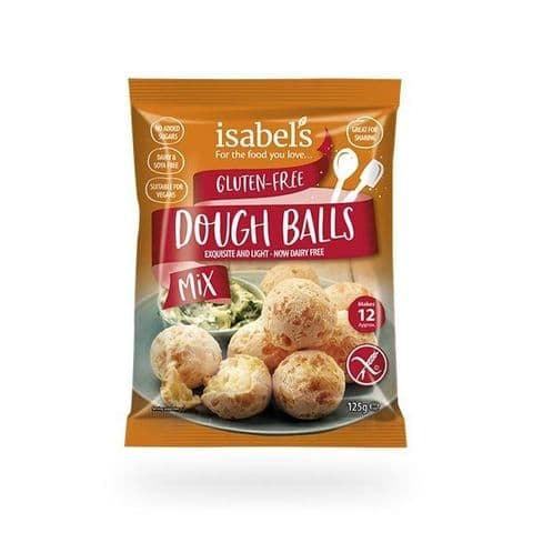 Isabel's Dough Ball Mix 125G