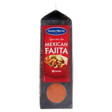 Mexican Fajita Seasoning 504g