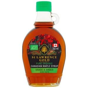 St Lawrence Maple Syrup Organic 250ml