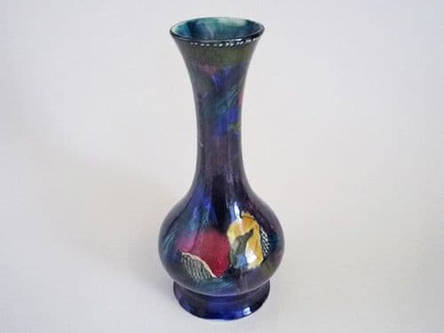 Hancock and Sons Rubens Ware 'Pomegranate' Vase by F. X. Abraham c1930
