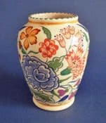 Poole Pottery BN Pattern Vase by Truda Carter c1935
