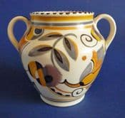 Rare Poole Pottery YE Pattern Vase by Truda Carter c1934 (Sold)
