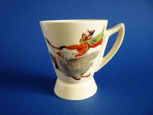 Royal Doulton Nursery Rhyme Child's Cocoa Mug by William Savage Cooper c1930