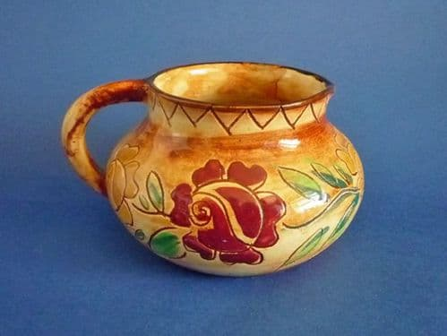 Shorter and Son 'Medina' Art Deco Jug by Mabel Leigh c1935 (Sold)