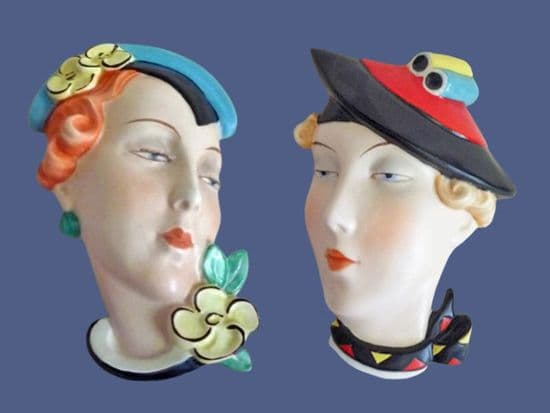 Wall Masks and Plaques