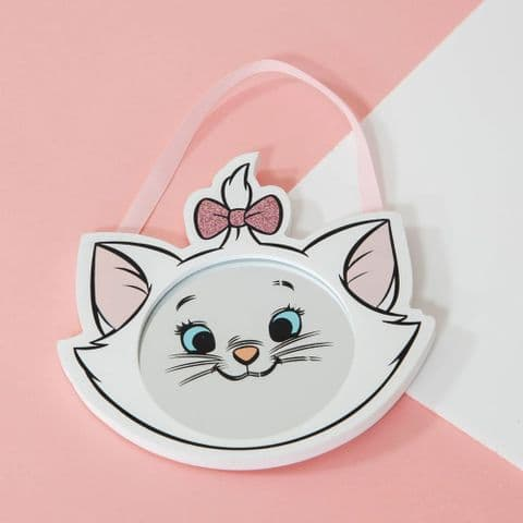 Aristocats Marie Wall Hanging Mirror Plaque Girls Bedroom Accessory Gift