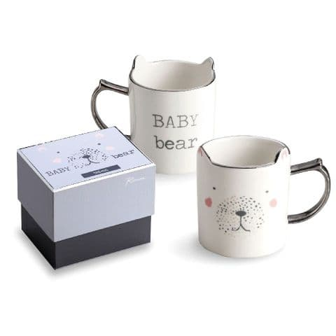 Baby Bear Gift Mug For Christening, New Baby and Baby Shower Gift Idea