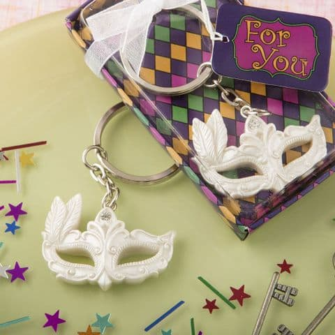 Carnival Themed Keyring party event gift favor