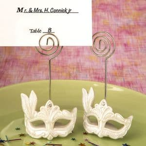 Carnival Themed Party Placecard Holder Table Setting