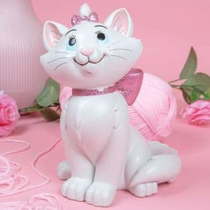 Disney Aristocats Marie Hand Painted Collectable Figurine Ornament Gift