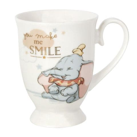 Disney Dumbo Mug Gift - You Make Me Smile  Baby Gift
