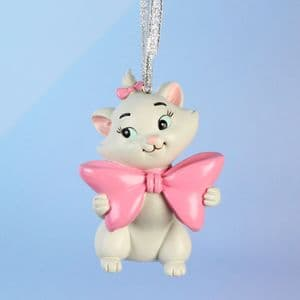 Disney Hanging Christmas Tree Decoration - Marie From Aristocats