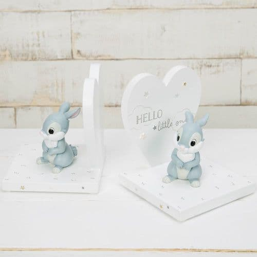 Disney Thumper from Bambi Bookends Nursery Baby Gift