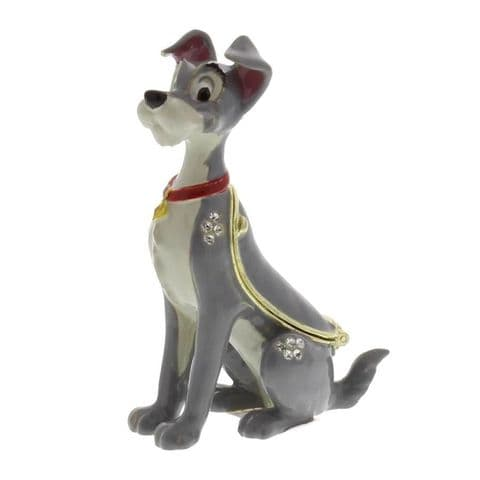 Disney Trinket Collectable Figures - Tramp from 'Lady and The Tramp'