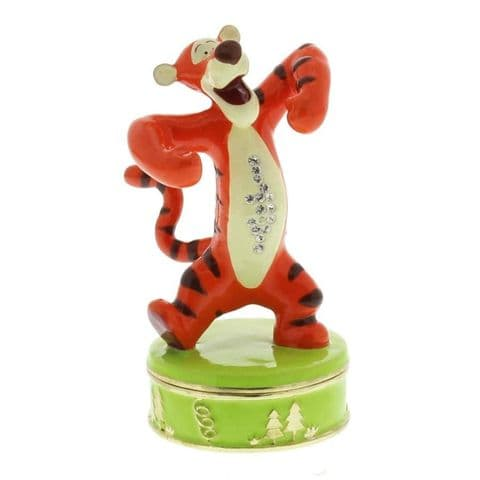 Disney Trinkets 'Tigger' Collectable Figure - Winnie The Pooh Baby Gifts and Cake Toppers
