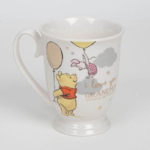 Disney Winnie The Pooh 'I Love You Grandma' Gift For Mothers Day