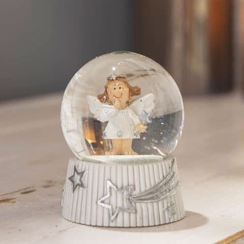 Little Angel Christmas Snow Globe Christmas Gift