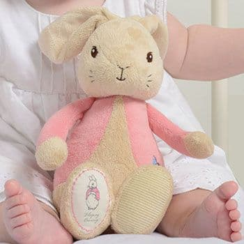 My First Flopsy Bunny - Beatrix Potter Official Licensed  New Baby Gift