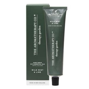 Therapy Garden Soothing Hand Cream  SPF15 Wild Mint & Lime Gift For Gardeners
