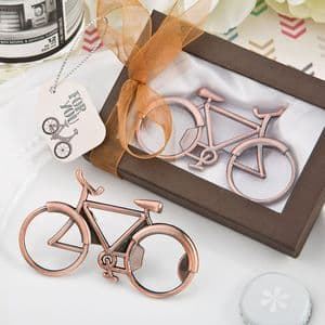 Vintage Bicycle Metal Bottle Opener Gift Table Favour