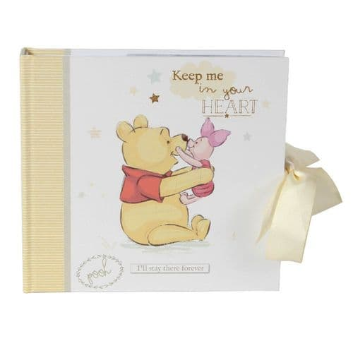 Winnie The Pooh Baby Photo Album Gift - Disney Magical Beginnings