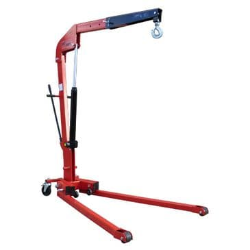 1000kg Capacity Folding Workshop Crane<br>Model: SC1000A