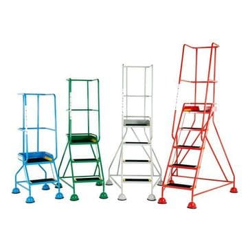 Classic BS Glide-Along Mobile Steps <br />Models: S360 to S367
