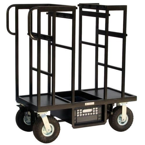 Combo Stand Mini Mobile Rack <br />Model: GE-06 Mini