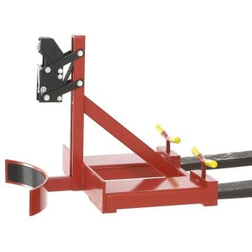 Fork Mounted Drum Claw <br />Model: MDC11