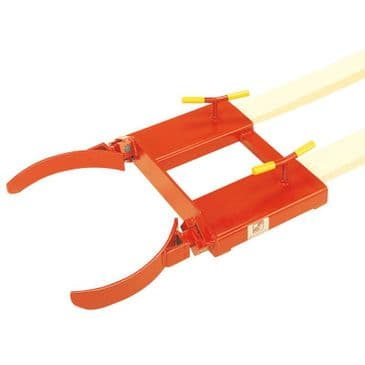 Fork Mounted Single Drum Clamp <br />Model: MDC1