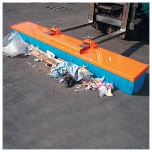 Fork Mounted Sweepers<br>Model: IFMS-1200 to IFMS-2450
