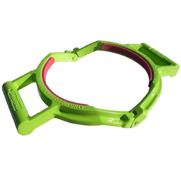 GasGrab Gas Cylinder Clamps <br>Model: MHCL178 - MHCL376