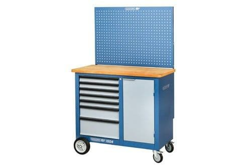 Heavy Duty Mobile Workbench<br>Model: 1504-0511
