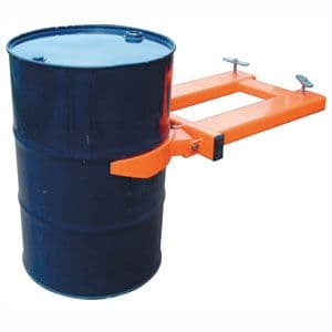 Single Drum Clamp Lifter<br>Model: IDL
