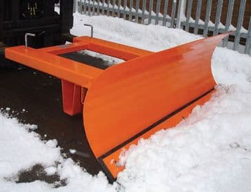Snow Plough <br/>Model: ISP-1 to ISP-3