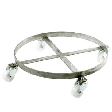 Stainless Steel Drum Dolly <br />Model: DT10SS