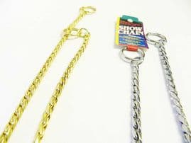Snake Show Chain - Gold 2mm HALF PRICE