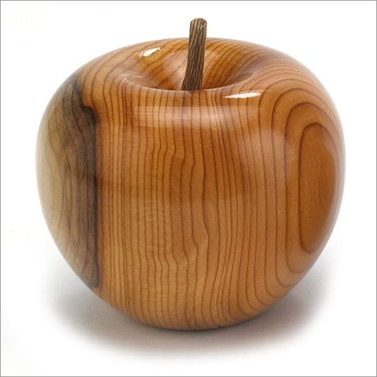 Natural Yew apple