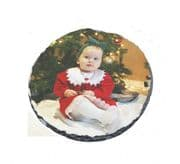 Photo Slate Coasters - Available in two shapes