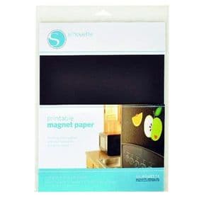 Silhouette Printable Magnetic Paper
