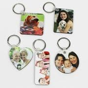 Wooden Sublimation Keyrings  (pack of 10)