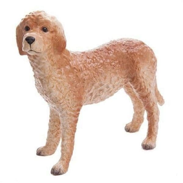 Cream Labradoodle - John Beswick Collectors Dog Figurine